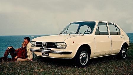 Alfa Romeo Alfasud. Er dette noe å ta vare på da?