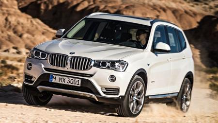 BMW har akkurat gitt X3 en midtlivsoppdatering, med mye nytt   også under skallet.