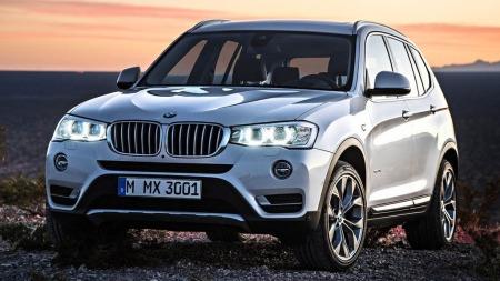 BMW X3 hoved alt 2