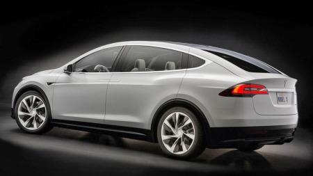 Tesla-Model-X 2