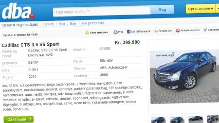Faksimile: dba.dk