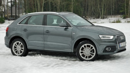 Audi Q3 er en av de dyrste modellene i klassen for kompakte SUV-er. Men etter vår mening forsvarer den prislappen.