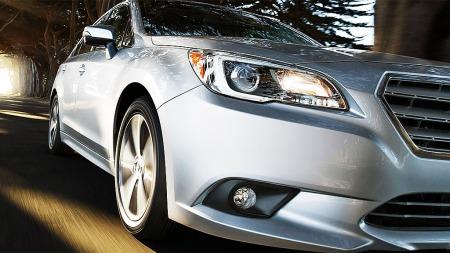 En helt ny og større  Subaru Legacy er på vei.
