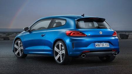 VW Scirocco er forsatt tro mot det opprinnelige sportsbilkonseptet.
