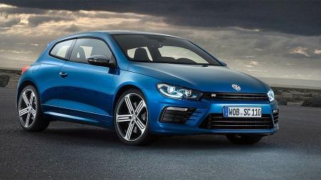 VW Scirocco bygger på VW Golf. Nå blir den enda mer lik de andre i VW-familien.