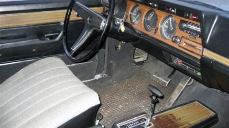 Interiøret var veldig tidstypisk, og veldig typisk Opel - og også USA-inspirert. Men merkelig nok hadde ikke de nye 1969-modellene nakkestøtte som standard fra starten, noe som hadde blitt påbudt i USA dette året. (Foto: Privat)