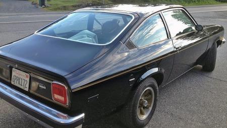 Hatchback-utgaven var den mest sportslige Vegaen, spesielt med den 16-ventilerte Cosworth-motoren. Men det fantes også en todørs sedan og en todørs