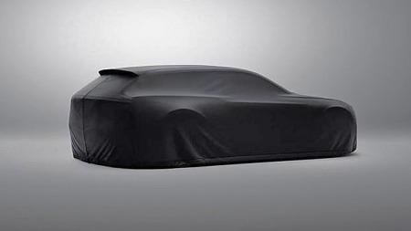 Godt pakket inn, men ikke veldig mye lenger. Dette Volvo-konseptet skal vises på bilutstillingen i Geneve som snart åpner dørene.
