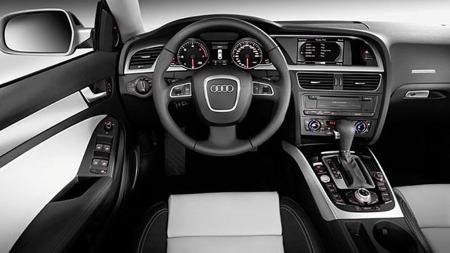 Audi-A5-dashbord