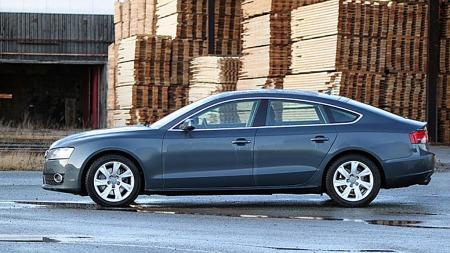 Audi-A5-side (Foto: Sigmund Bade)