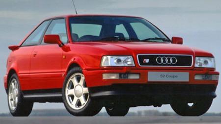 Audi-S2-rød