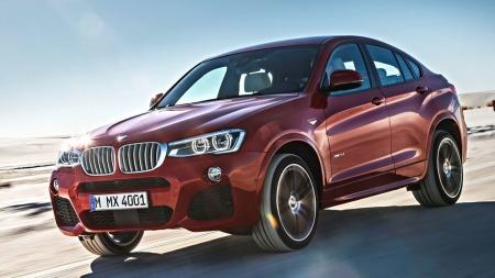 BMW-X4-forfra
