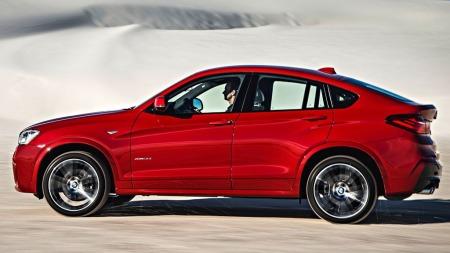 BMW-X4-profilen