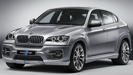 BMW-X6-Hartge-bilde-forfra