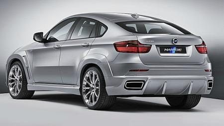 BMW-X6-Hartge-bilde-bakfra
