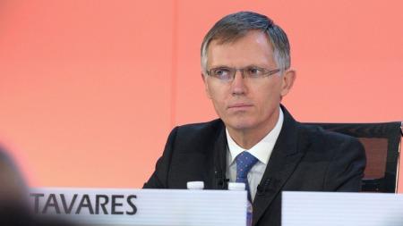 Carlos Tavares er ny toppsjef i PSA/Paugeot-Citroën. Og han har store planer. (Foto: Svanpix)