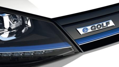 Volkswagen lanserte elektrisk utgave av småbilen up! i fjor - nå er det også klart for el-Golf.