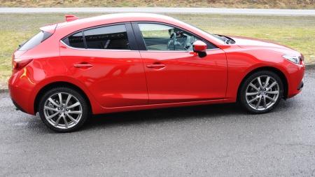 Mazda-3-profilen