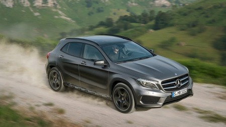 Mercedes-GLA-AMG-styling