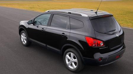 Det er ikke så lett å se utenpå at dette er en sjuseter - Nissan la ikke på så veldig mange centimeter i lengden.