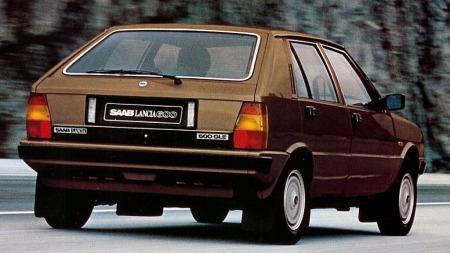 Saab 600 GLE en del av opphavet.