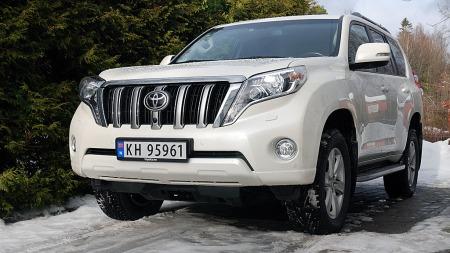 Toyota kaller tilbake biler, nå gjelder det 15.000 eksemplarer solgt nye i Norge. (Foto: Benny Christensen)