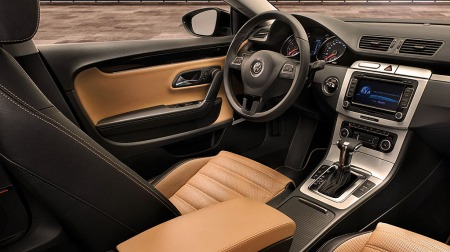 De som kjøpte ny VW Passat CC var ofte ganske rause da de krysset av i tilbehørslista og mange biler er derfor  godt utstyrt.