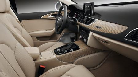 Audi-A6-interiør