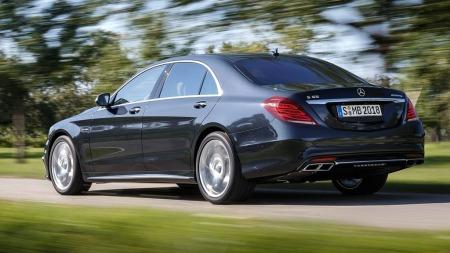 Mercedes-AMG-bakfra