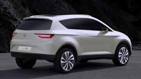 Seat viste sin IBX som konseptmodell første gang under bilutstillingen i Geneve i 2011. Nå er det bekreftet at den skal i produksjon.