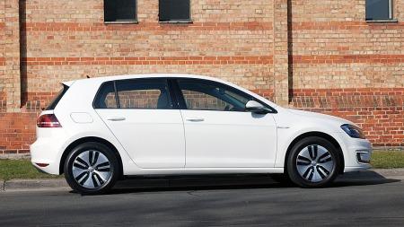 VW-e-Golf-side (Foto: Benny Christensen)