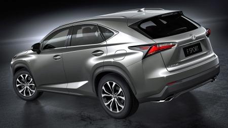 Denne bilen kan bli en tøff nøtt for konkurrentene når den kommer. Lexus NX går inn i klassen for kompakte SUV-er og har gode forutsetninger for å bite fra seg!