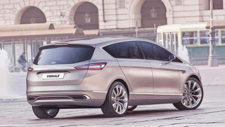 S-Max har fortsatt ikke blitt vist i produksjonsklar utgave, likevel velger Ford altså nå å presentere Vignale-utgaven av den.
