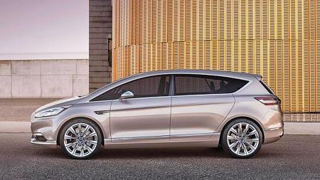 Flerbruksbiler har tradisjonelt stort sett handlet om fornuft - nå skal Ford gi sin S-Max en stor dose må ha-faktor når den kommer i Vignale-versjon.