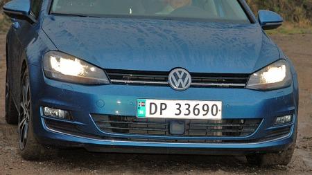 Dagens VW Golf er den syvende i rekken - og Norges suverent mest solgte bil siden den kom på markedet.