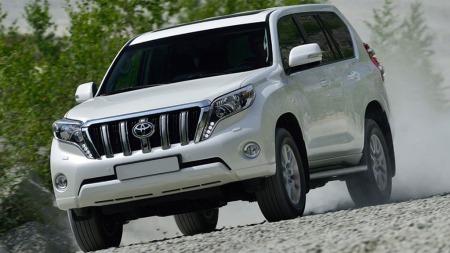Toyota-kundene er tilfreds med bilvalget sitt, dette er Land Cruiser som kom i ny utgave tidligere i år.