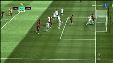 Bailly pirker inn 1-0 for United