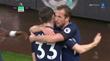 Kane utlikner for Tottenham