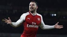 Ramsey-hat trick og storspill - alle høydepunkter fra «Nye Arsenals» lekestue