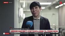 Utenriksministeren vil ikke svare på om spionsiktede Frode Berg var på oppdrag for Norge