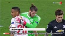 Sportsnyhetene: David De Gea reddet Manchester United