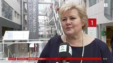 Solberg folkets favoritt i ny måling: – Hyggelig tilbakemelding