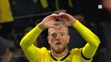 Sammendrag: Sverige - Slovakia 1-1