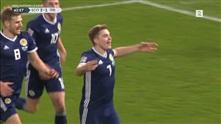 Sammendrag: Skottland - Israel 3-2