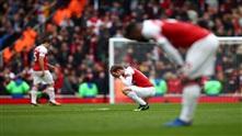Sammendrag: Arsenal - Brighton 1-1