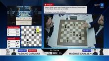 Reagerer på Carlsen etter partiet