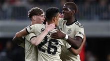 Sammendrag: Manchester United - Perth Glory 2-0