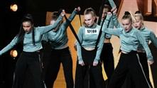 Dansegruppa SSU Crew gir alt på audition