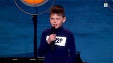 Tobias (10) trollbinder dommerne: – Jeg hadde frysninger på hele kroppen!