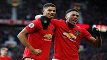 Manchester United lekte seg mot Brighton